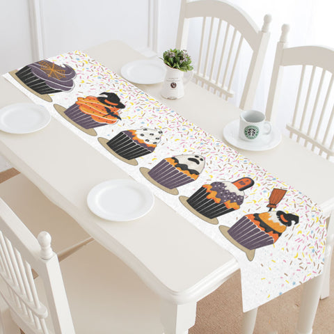 Sweet Halloween Table Runner