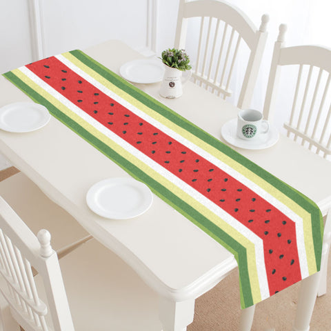 Pasteque Table Runner