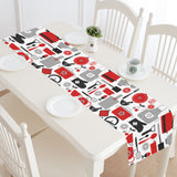 Pots & Pans Table Runner