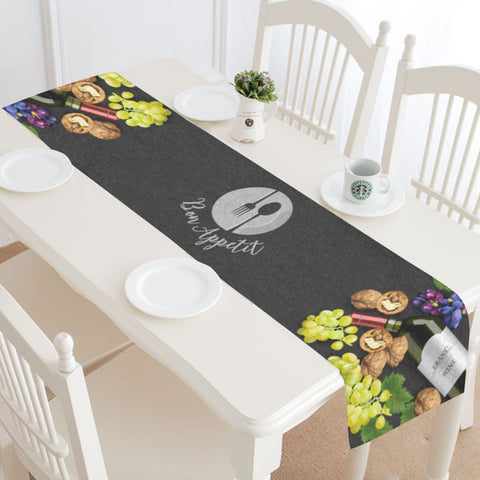 Bon Appetit  II Table Runner