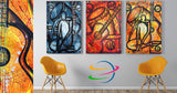 Haitian paintings | Latitudes World Décor