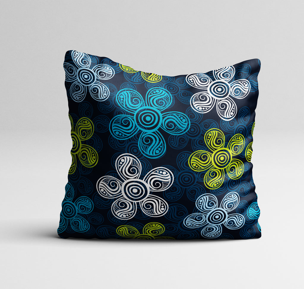 Nilsia Throw Pillow Cover