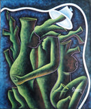 Osmosis Combo  Original Paintings
