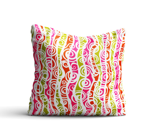 Bulgan I Pillow Cover