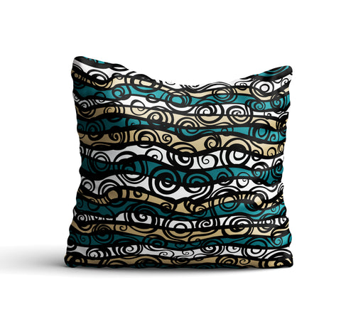 Ispahan I Throw Pillow Cover