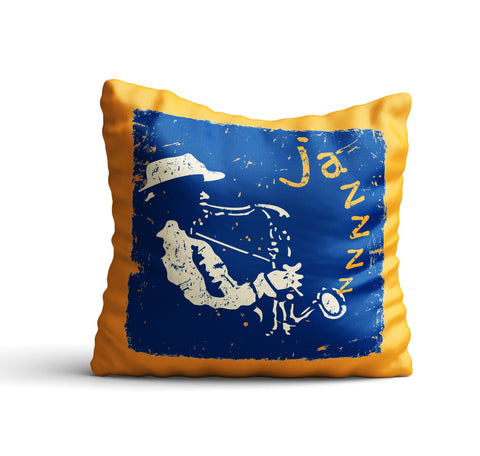 New Orleans Throw Pillow Cover