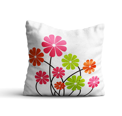 Wichita I Throw Pillow Cover