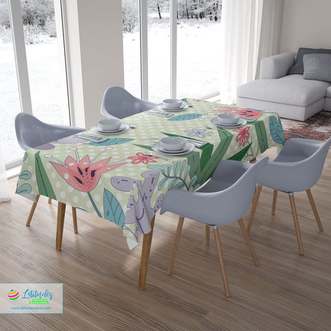 Grenoble Tablecloth