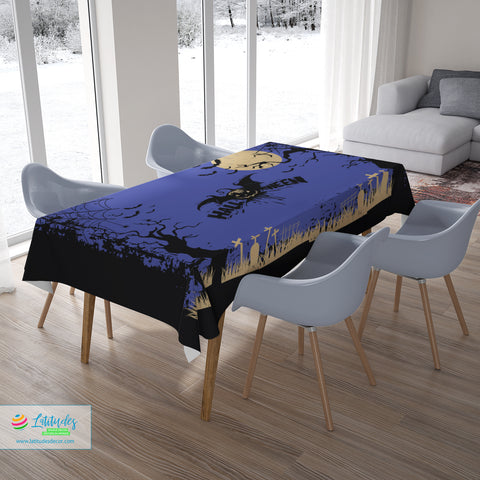 Halloween Night Tablecloth