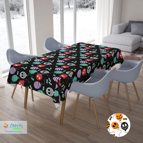 Halloween Party Tablecloth (2 colors)