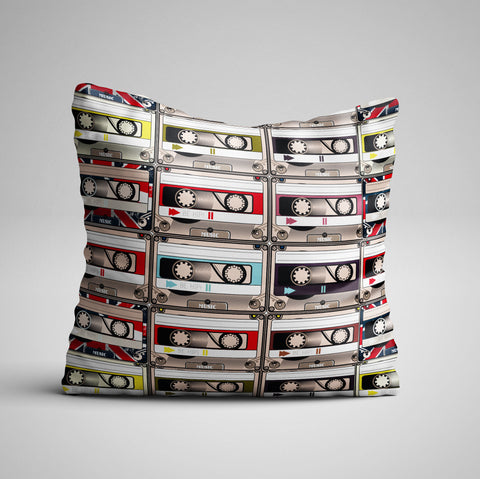 K7 Nostalgia One Side Pillow Cover