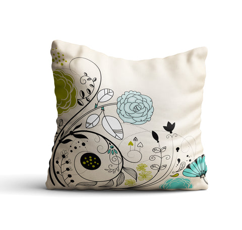 Kolokani I Throw Pillow Cover