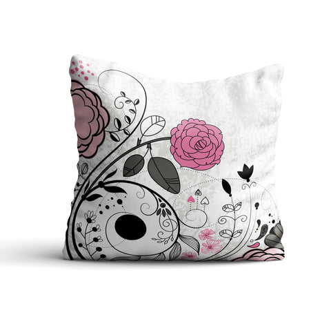 Koulikoro II Throw Pillow Cover