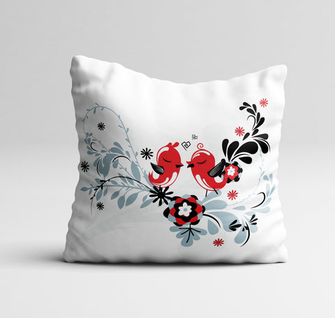 Veruela I Throw Pillow Cover