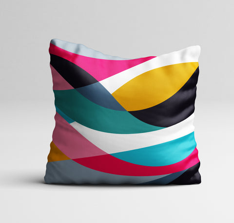 Outjo I Throw Pillow Cover