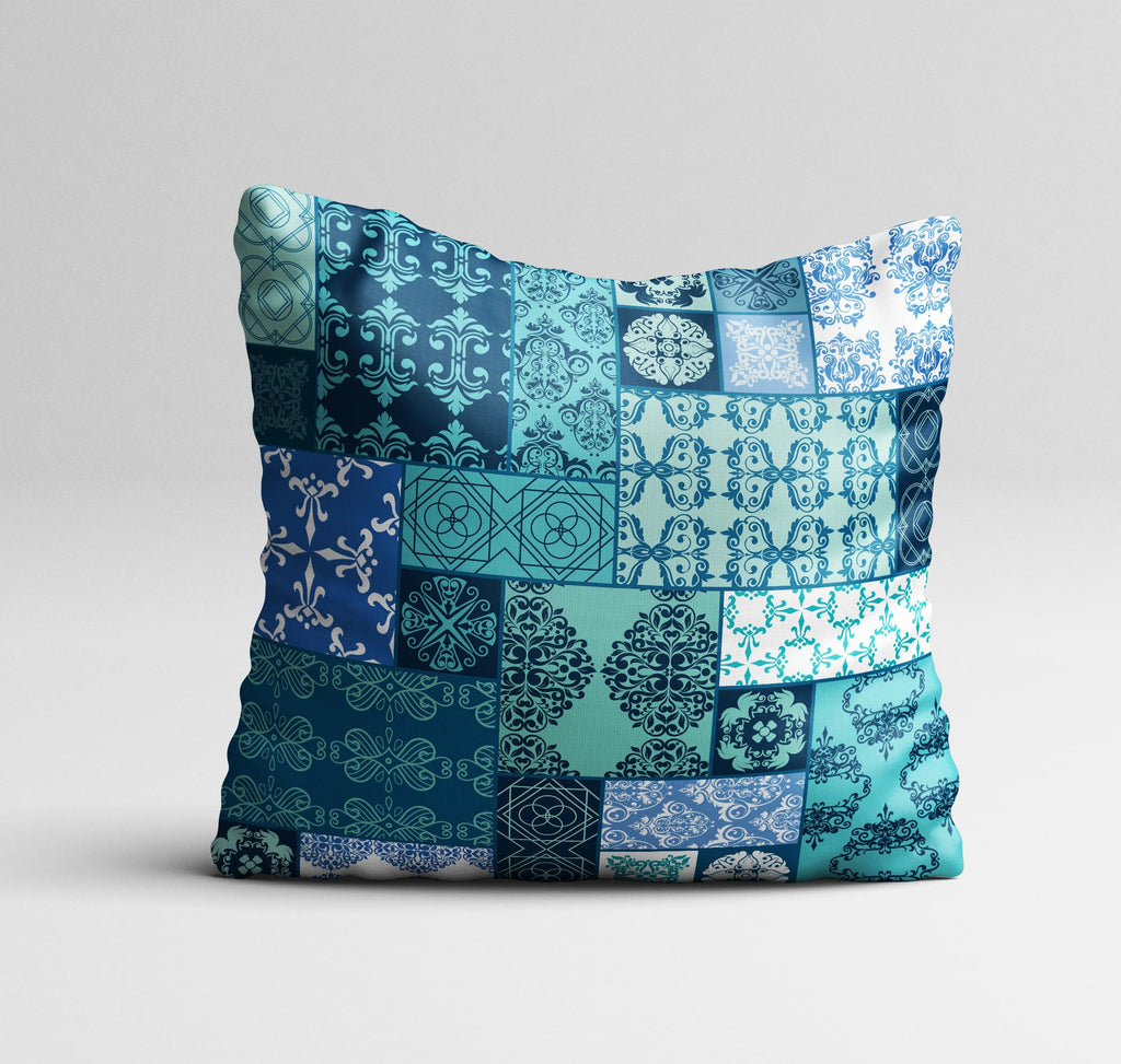 Khoms Throw Pillow Cover