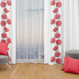 Poppy Window Curtains
