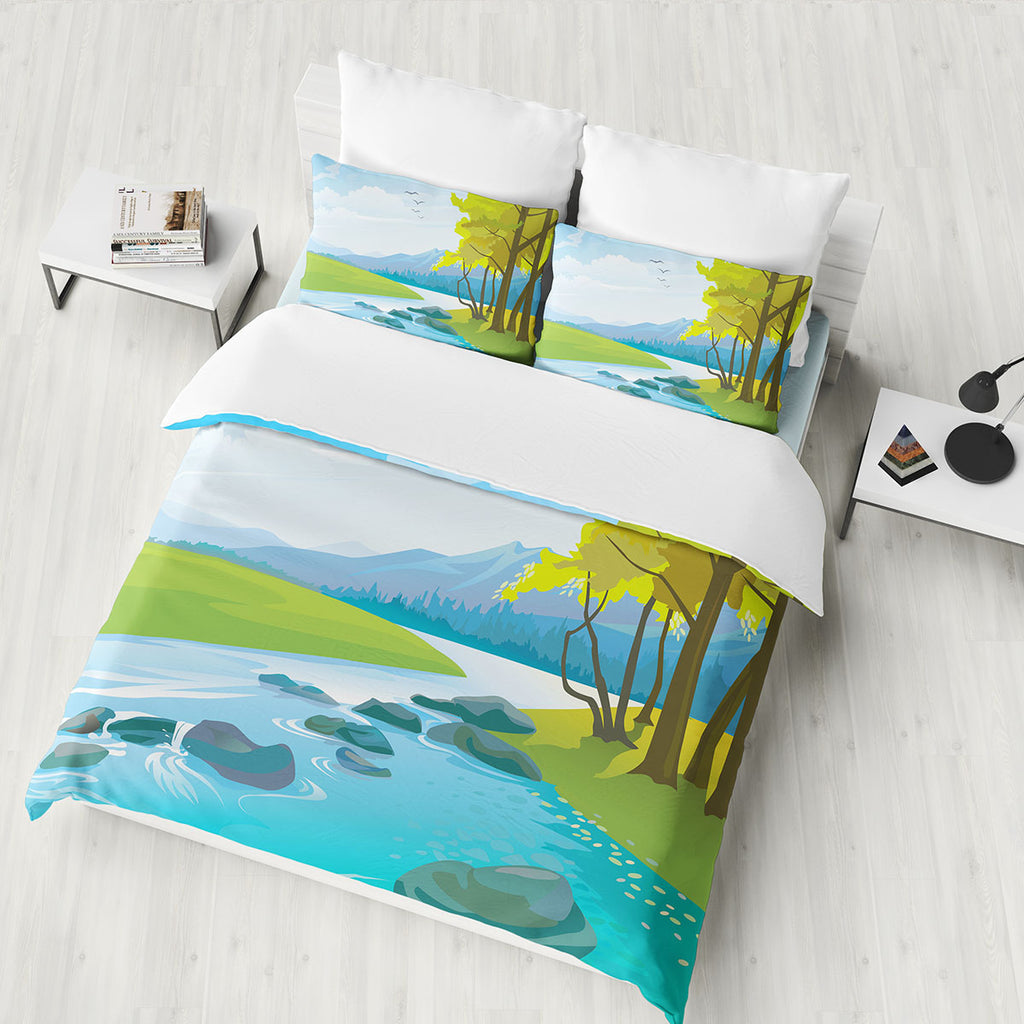 Rawdon Duvet Cover Set
