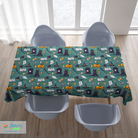 Witch's Table Tablecloth