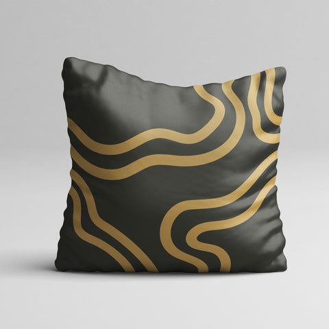 Zanzibar II Throw Pillow Cover