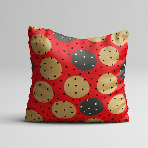 Zanzibar III Throw Pillow Cover