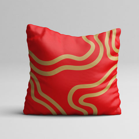Zanzibar IV Throw Pillow Cover