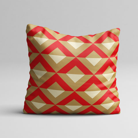 Zanzibar V Throw Pillow Cover