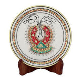 Arabesque Marble Plate Decorative Plates