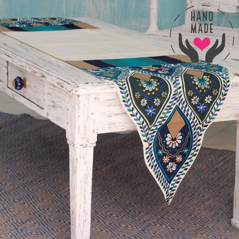 Aradhana Handmade Table Runner Runners