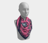 Rivera Square Scarf