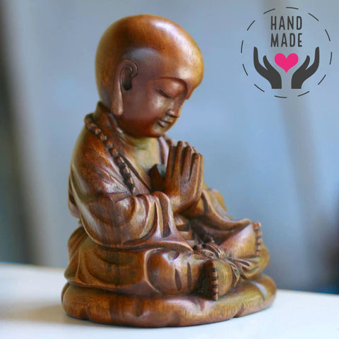 Buddha Prayer Sculptures