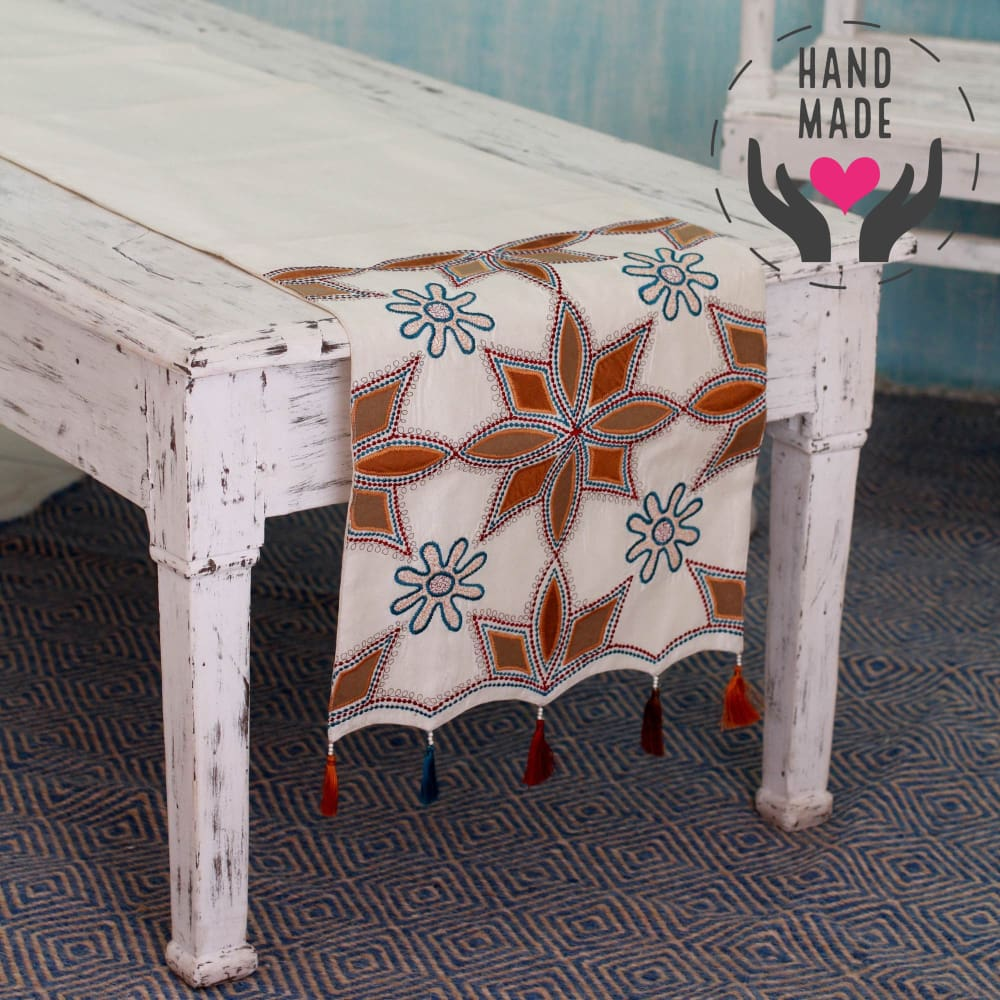 Chanda Handmade Table Runner Runners