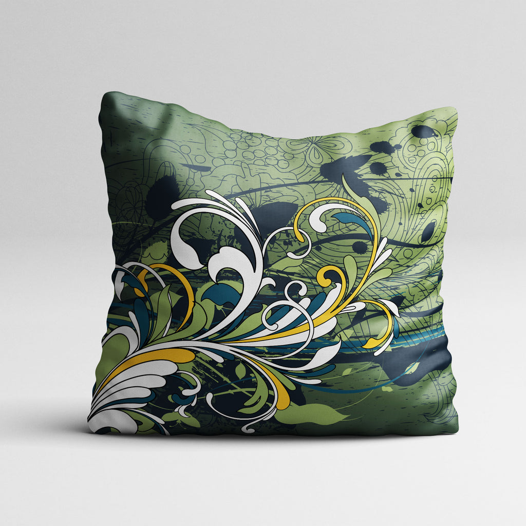 Omaha I Throw Pillow Cover