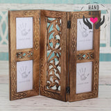 Jali Filigree Photo Frame