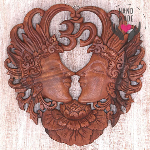 Om Inspiration Decorative Mask Masks