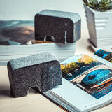 Granite Stone Handmade Elephants Bookends