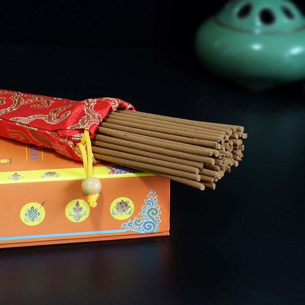 Tibetan Formula Natural Incense Sticks (70 pcs)