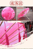 Silk Cloth Traditionnal Chinese Umbrellas (13 Models)