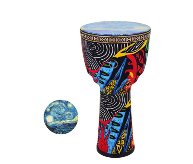North African Colorful Darbuka Goblet Drums
