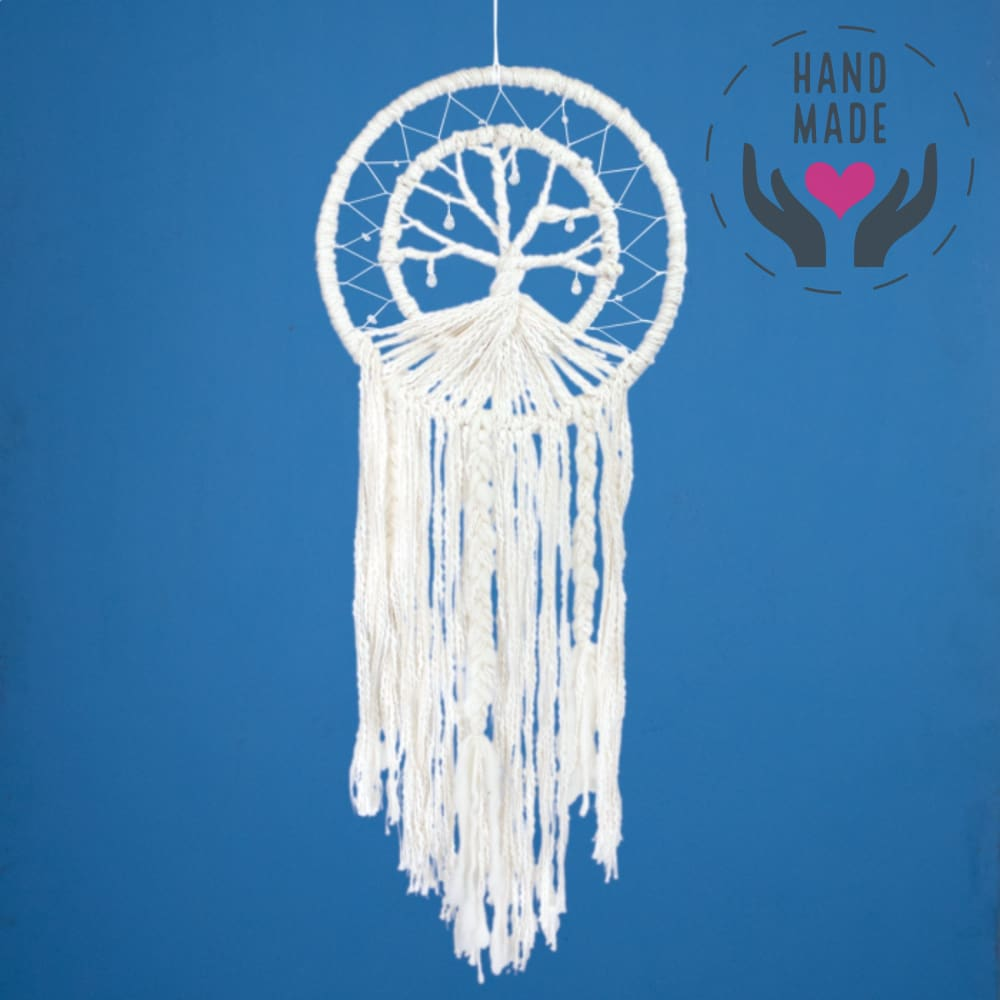 Tree Of Life Handmade Dreamcatcher