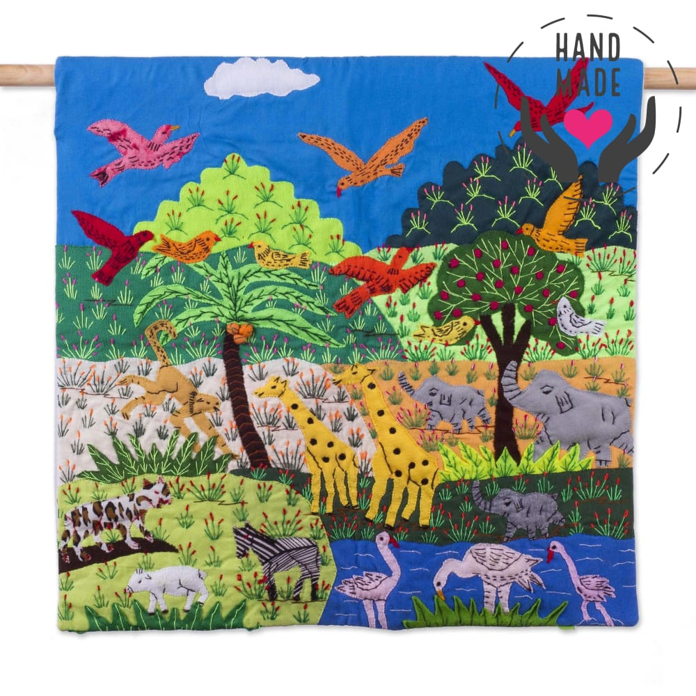Welcome To The Jungle Tapestry Tapestries