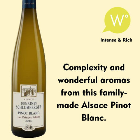 Domaines Schlumberger Les Princes Abbes Pinot Blanc 2016 - Alsace, France