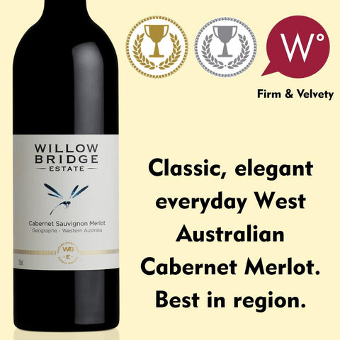 Willow Bridge Estate Dragonfly Cabernet Merlot 2017 - Geographe, WA