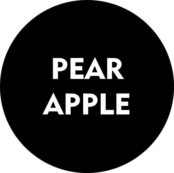 Pear Apple