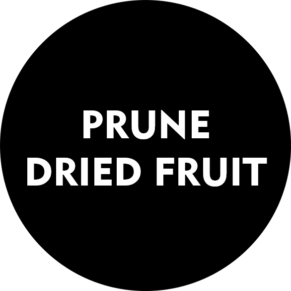 Prune and Dried Fruit