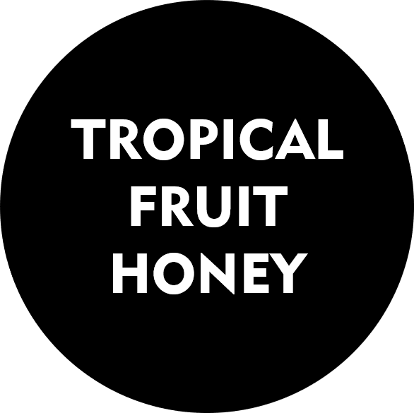 Tropical Fruit Honey