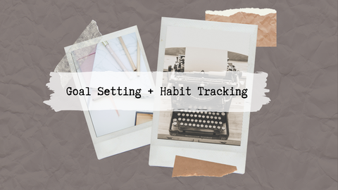 2020 Goal Setting and Habit Tracking For Success