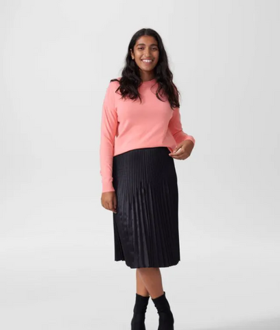 Plus Size Spring Sweater