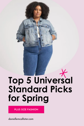 Top 5 Spring Plus Size Must Haves Universal Standard