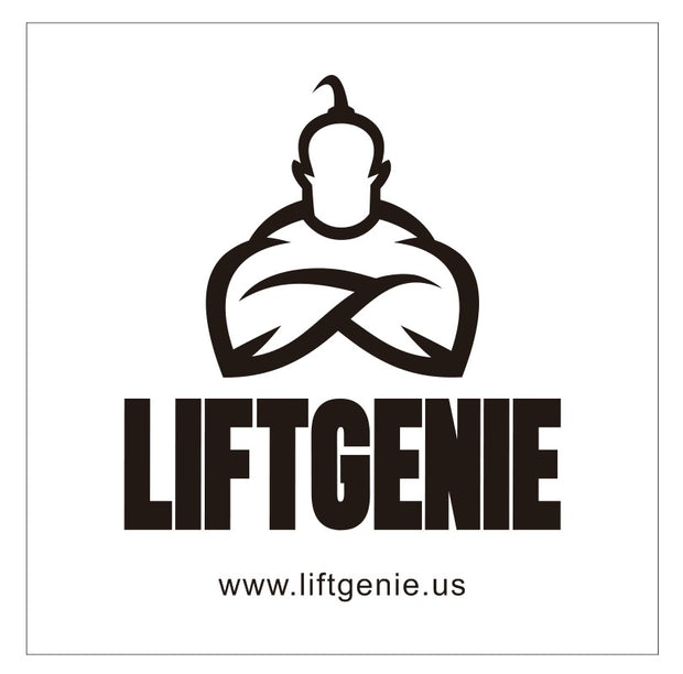 LiftGenie Gym Banners